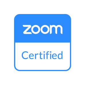 Logo Zoom Certified